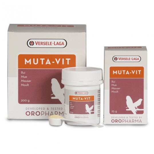 Muta-Vit Oropharma