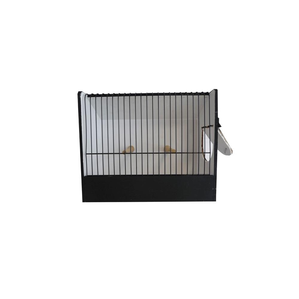 cage de concours ou d 39 exposition pour canari border. Black Bedroom Furniture Sets. Home Design Ideas